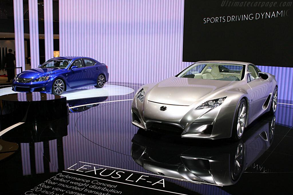 Lexus LF-A Concept    - 2007 Geneva International Motor Show