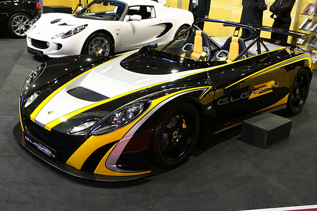 Lotus 2-Eleven    - 2007 Geneva International Motor Show