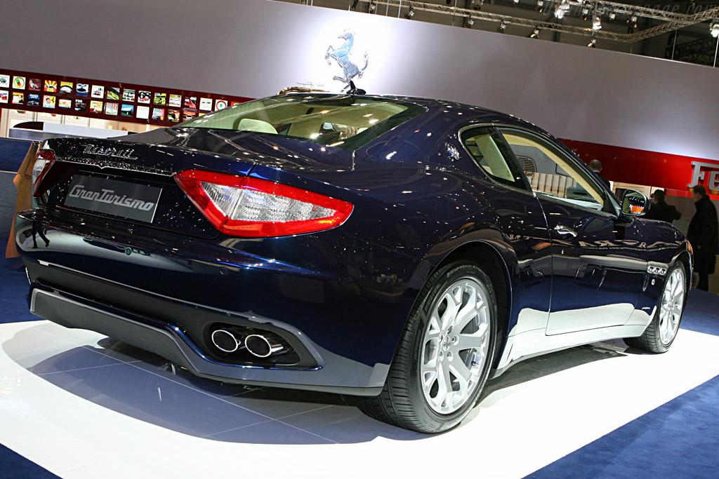 Maserati Gran Turismo    - 2007 Geneva International Motor Show