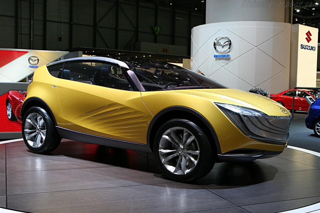 Mazda Hakaze Concept    - 2007 Geneva International Motor Show