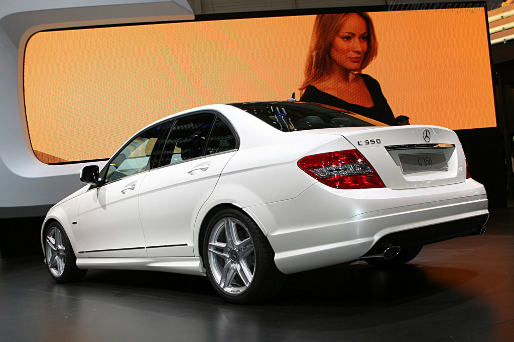 Mercedes-Benz C-Class    - 2007 Geneva International Motor Show