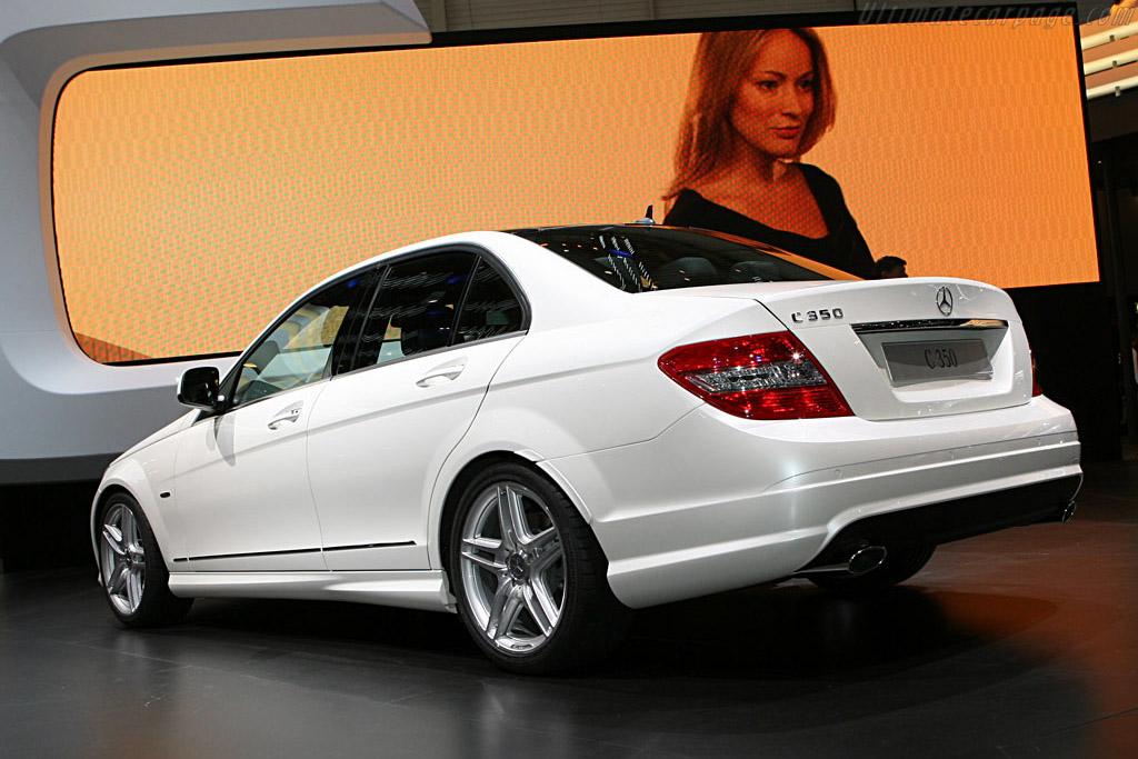 Mercedes-Benz C-Class    - 2007 Geneva International Motor Show