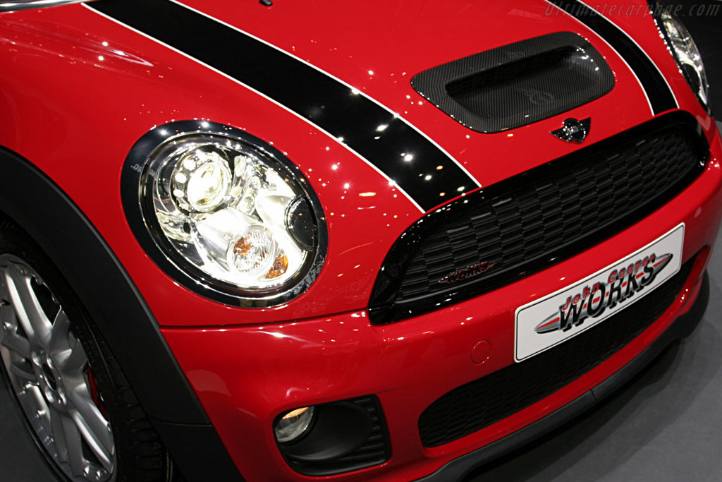 Mini Cooper S JCW    - 2007 Geneva International Motor Show