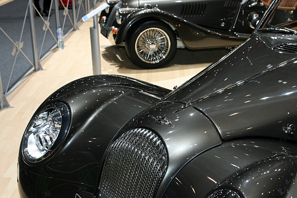 Morgan Aero 8    - 2007 Geneva International Motor Show
