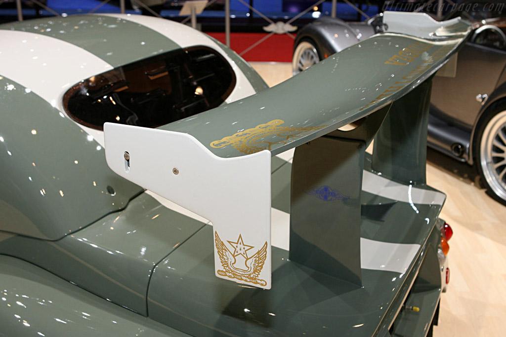 Morgan Aero 8 GT3    - 2007 Geneva International Motor Show