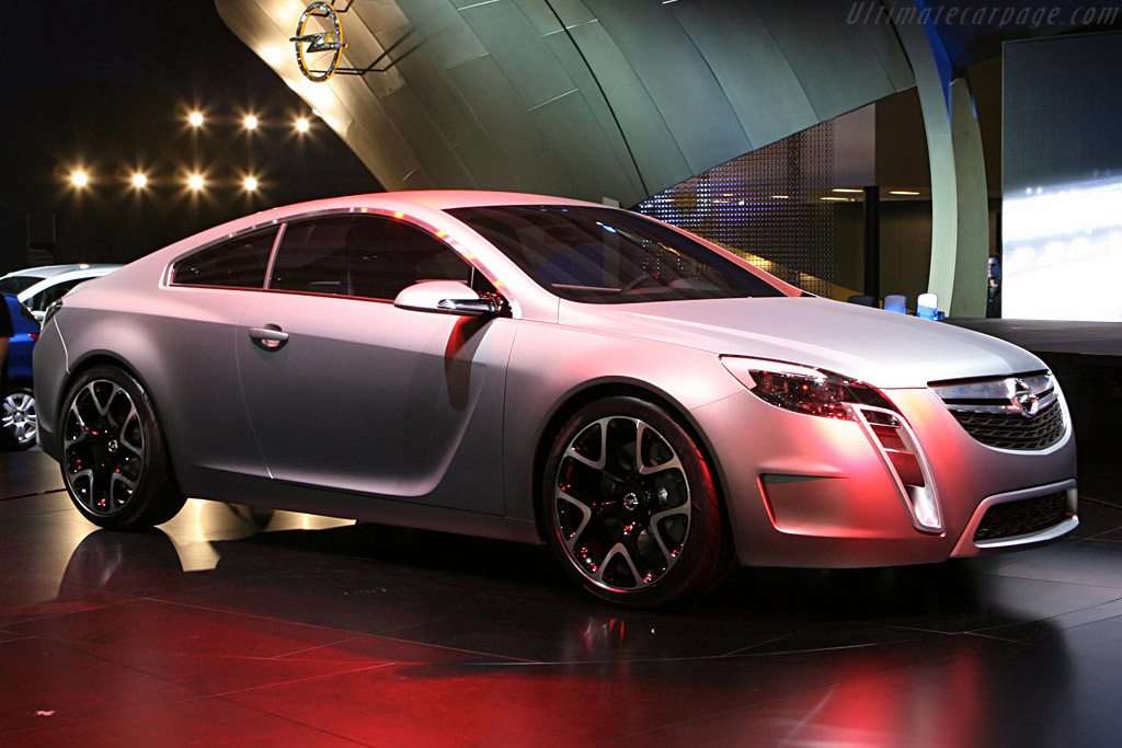 Opel GTC Concept    - 2007 Geneva International Motor Show