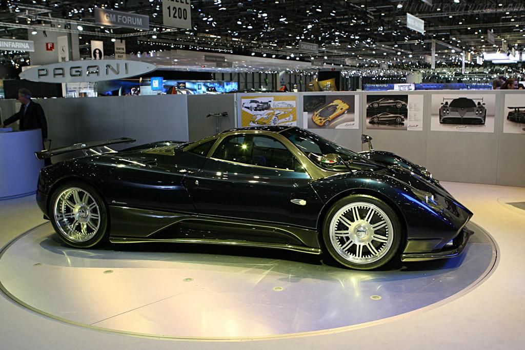 Pagani Zonda F    - 2007 Geneva International Motor Show