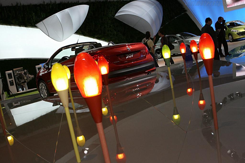Peugeot 207 CC    - 2007 Geneva International Motor Show