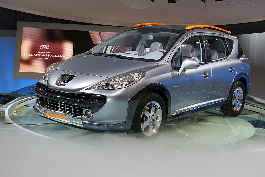 Peugeot 207 SW Outdoor Concept    - 2007 Geneva International Motor Show