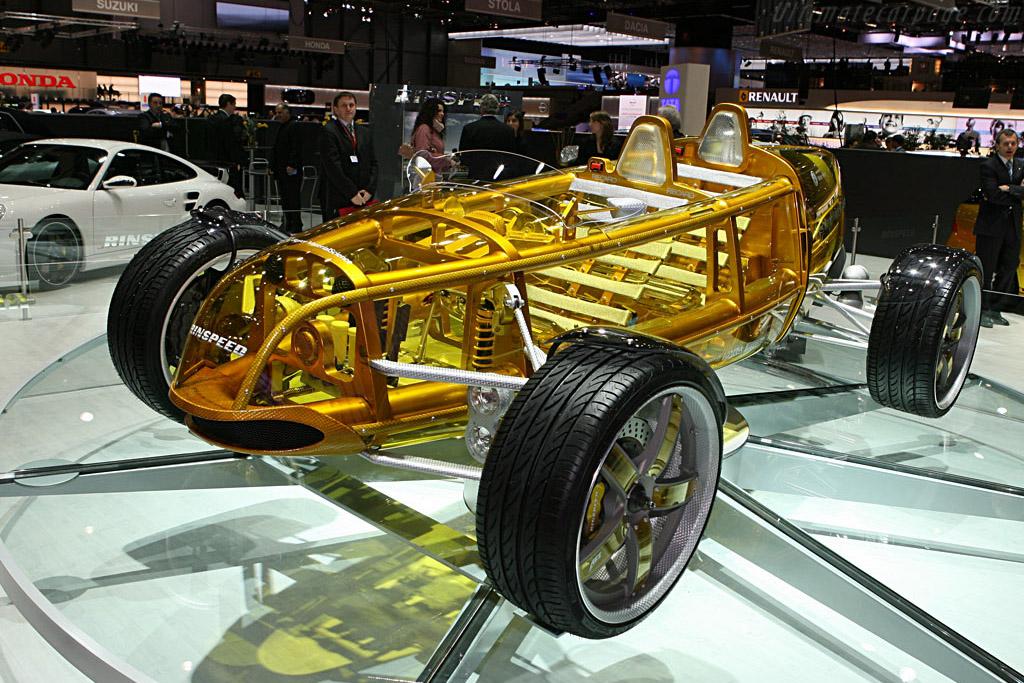 Rinspeed eXasis Concept    - 2007 Geneva International Motor Show