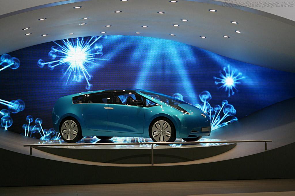 Toyota Hybrid X Concept    - 2007 Geneva International Motor Show