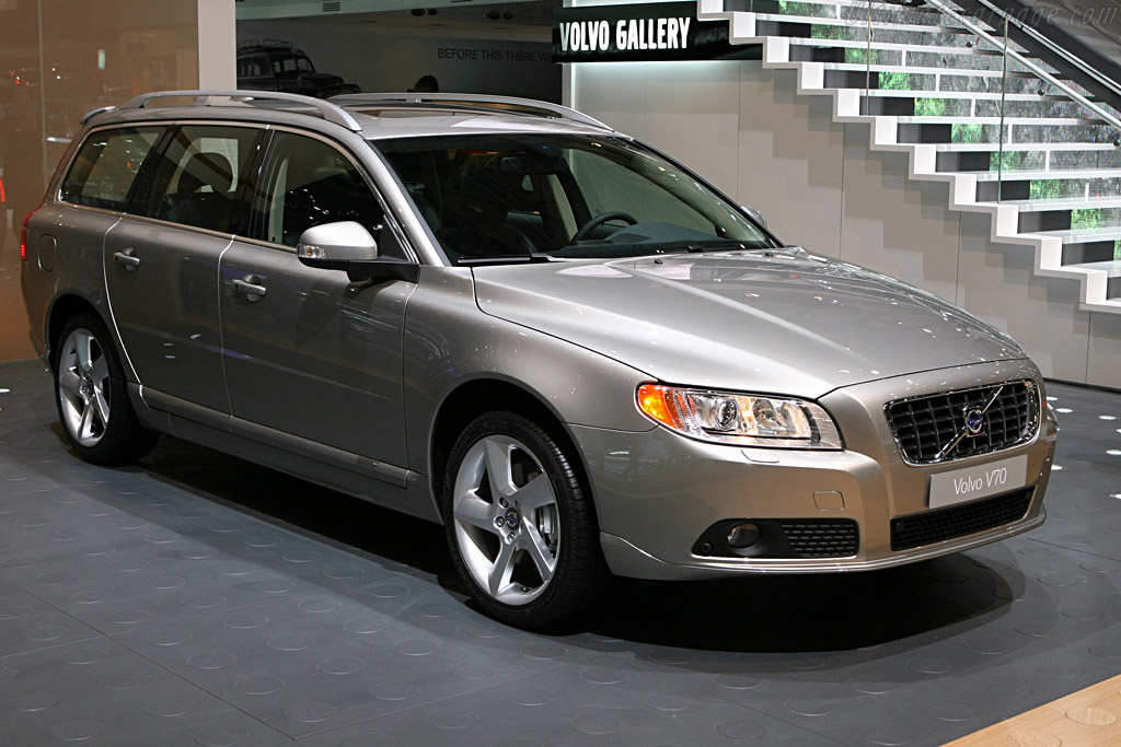 Volvo V70    - 2007 Geneva International Motor Show