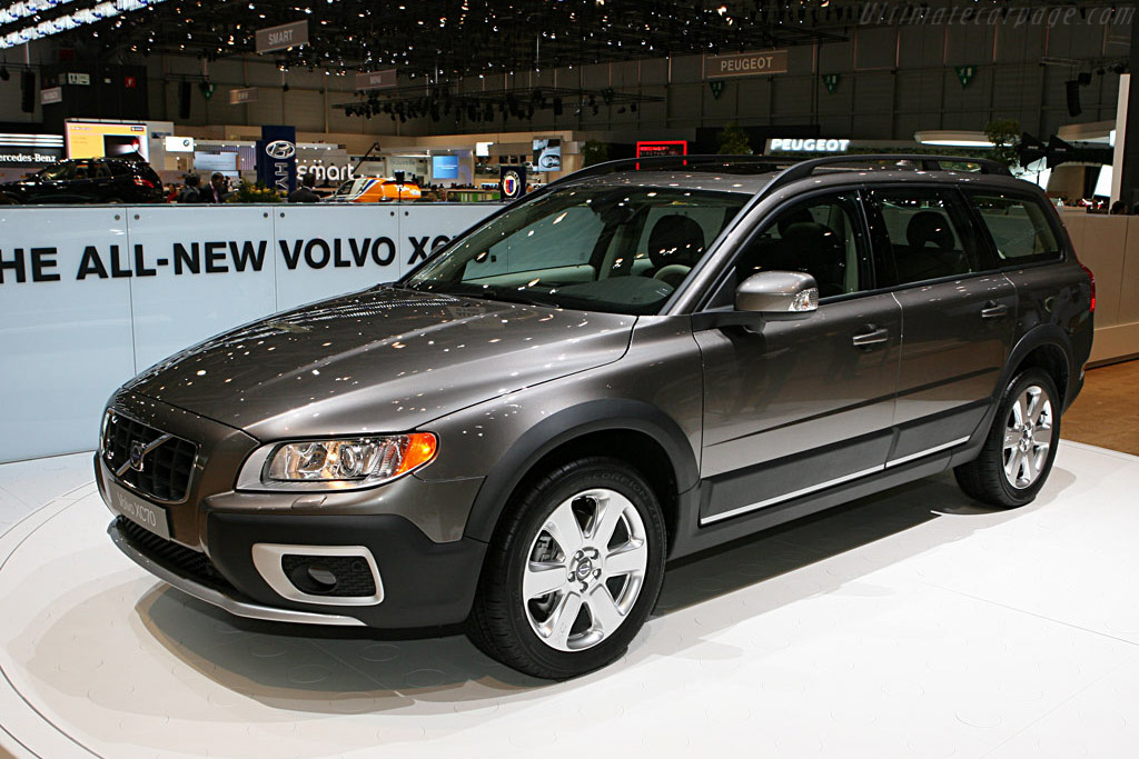 Volvo XC70    - 2007 Geneva International Motor Show