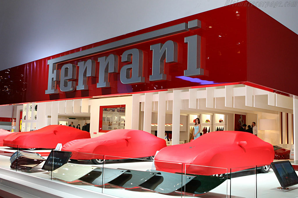 Welcome to Geneva    - 2007 Geneva International Motor Show