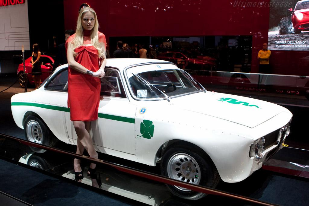 Alfa Romeo GTA 1300 Junior    - 2009 Geneva International Motor Show