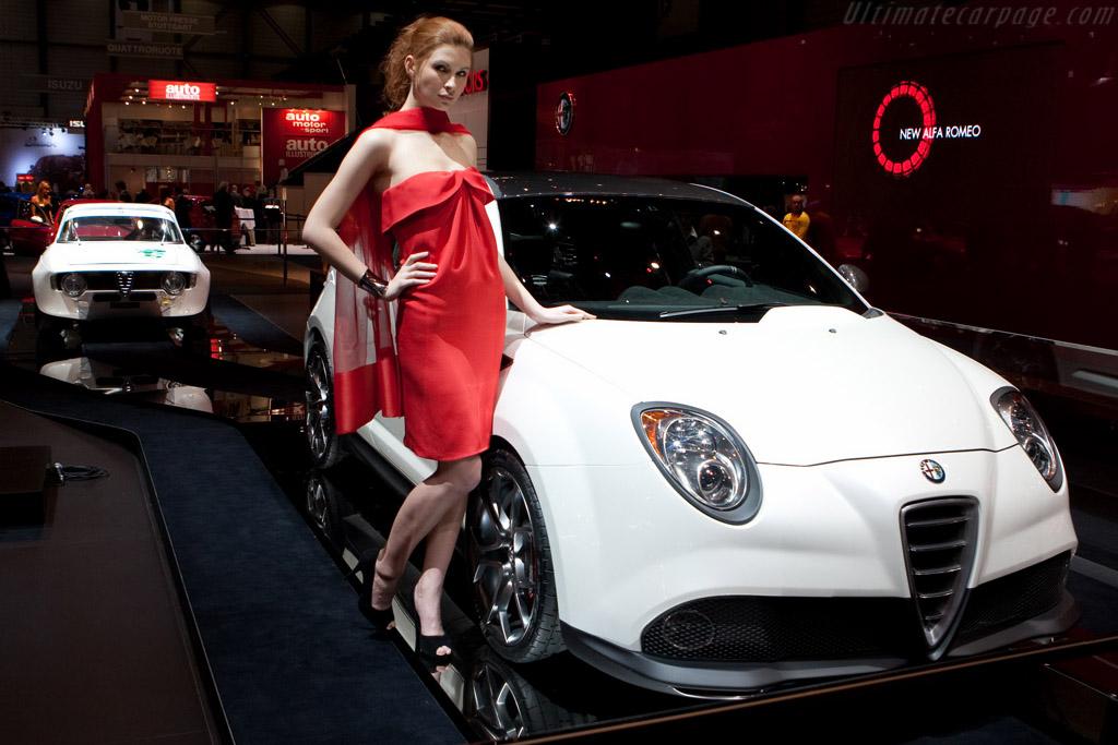 Alfa Romeo MiTo GTA Concept    - 2009 Geneva International Motor Show