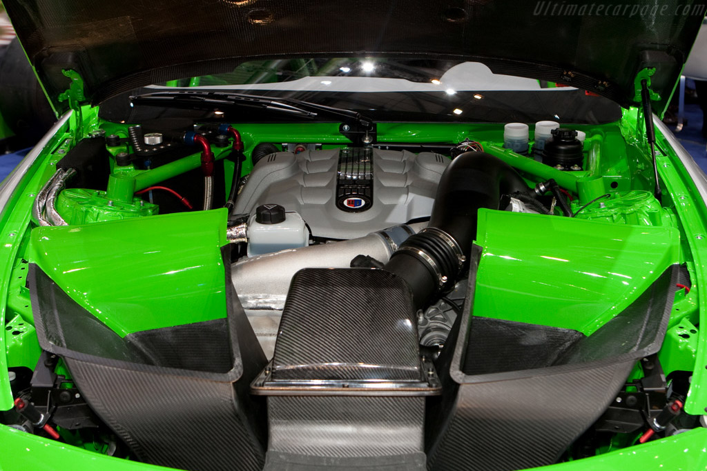 Alpina B6 GT3    - 2009 Geneva International Motor Show
