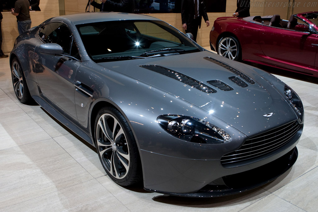 Aston Martin V12 Vantage    - 2009 Geneva International Motor Show
