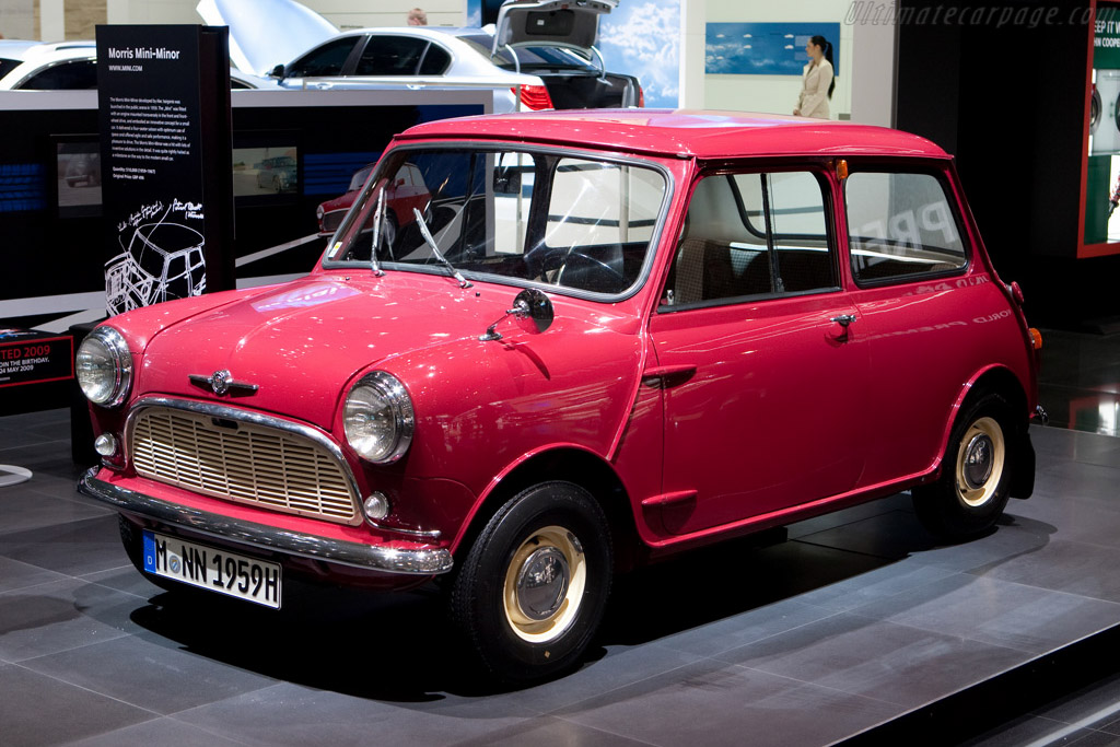Austin Mini    - 2009 Geneva International Motor Show