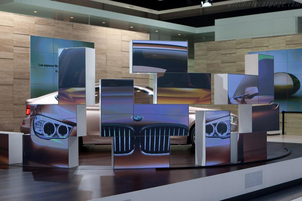 BMW GT Concept    - 2009 Geneva International Motor Show
