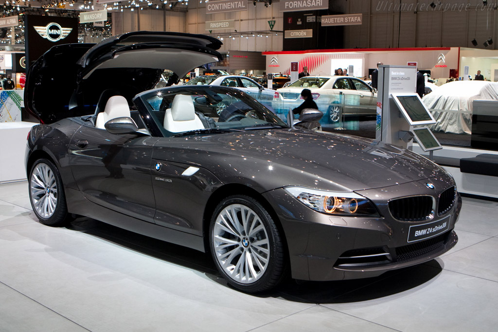 BMW Z4    - 2009 Geneva International Motor Show
