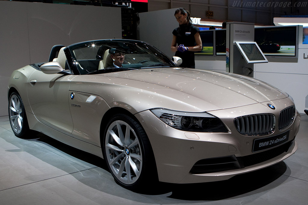 Bmw Z4 2009 Geneva International Motor Show