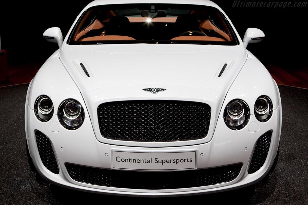 Bentley Continental Supersports    - 2009 Geneva International Motor Show