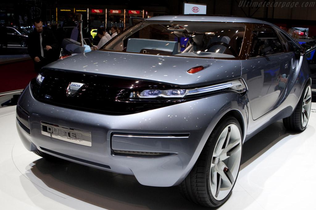 Dacia Duster Concept    - 2009 Geneva International Motor Show