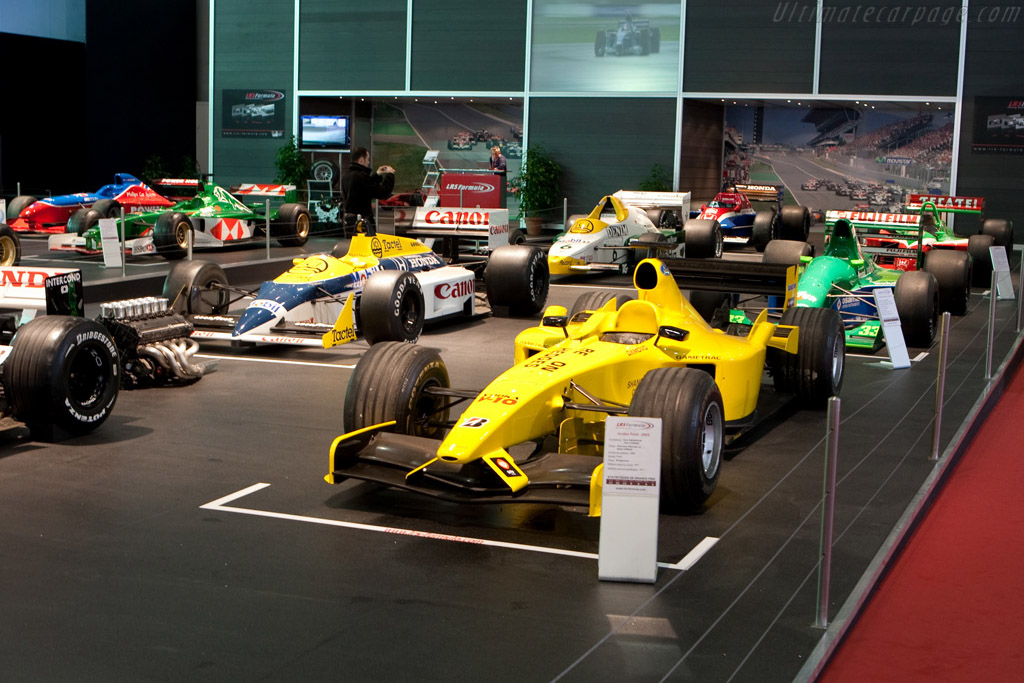 F1 Display    - 2009 Geneva International Motor Show