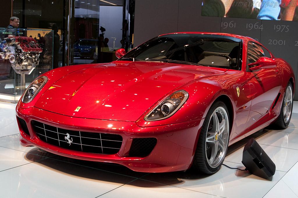 Ferrari 599 GTB Fiorano HGTE    - 2009 Geneva International Motor Show