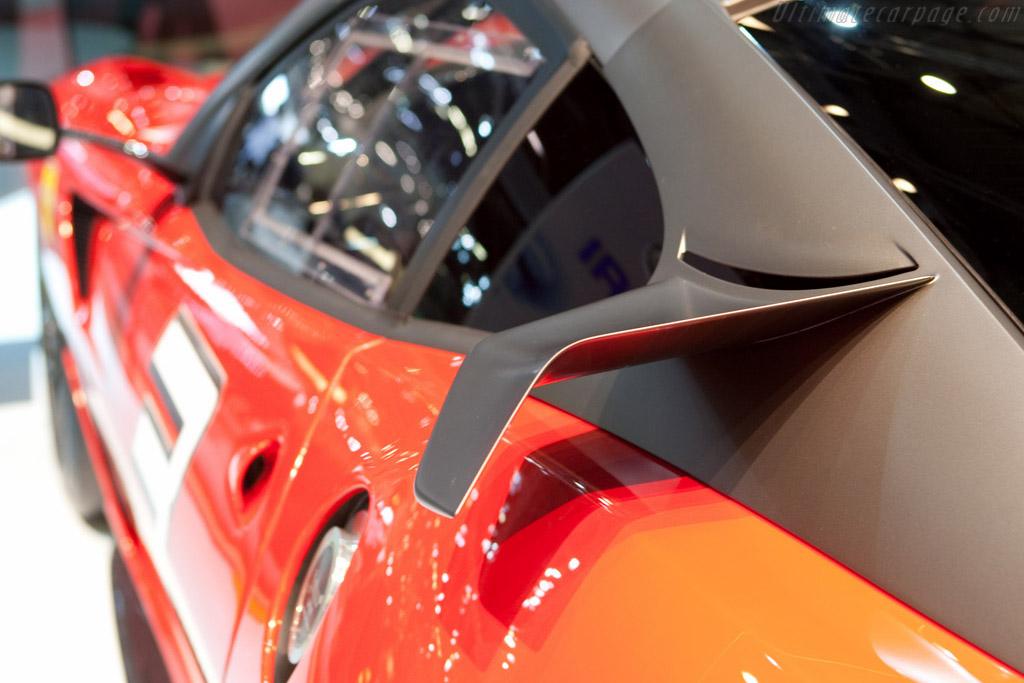 Ferrari 599XX    - 2009 Geneva International Motor Show