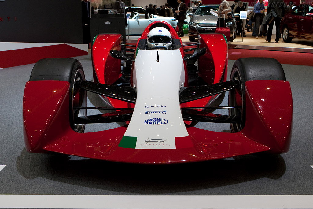Fioravanti LF1    - 2009 Geneva International Motor Show