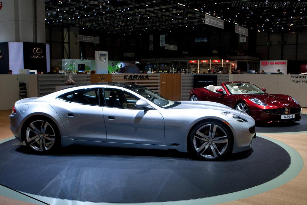 Fisker Karma    - 2009 Geneva International Motor Show