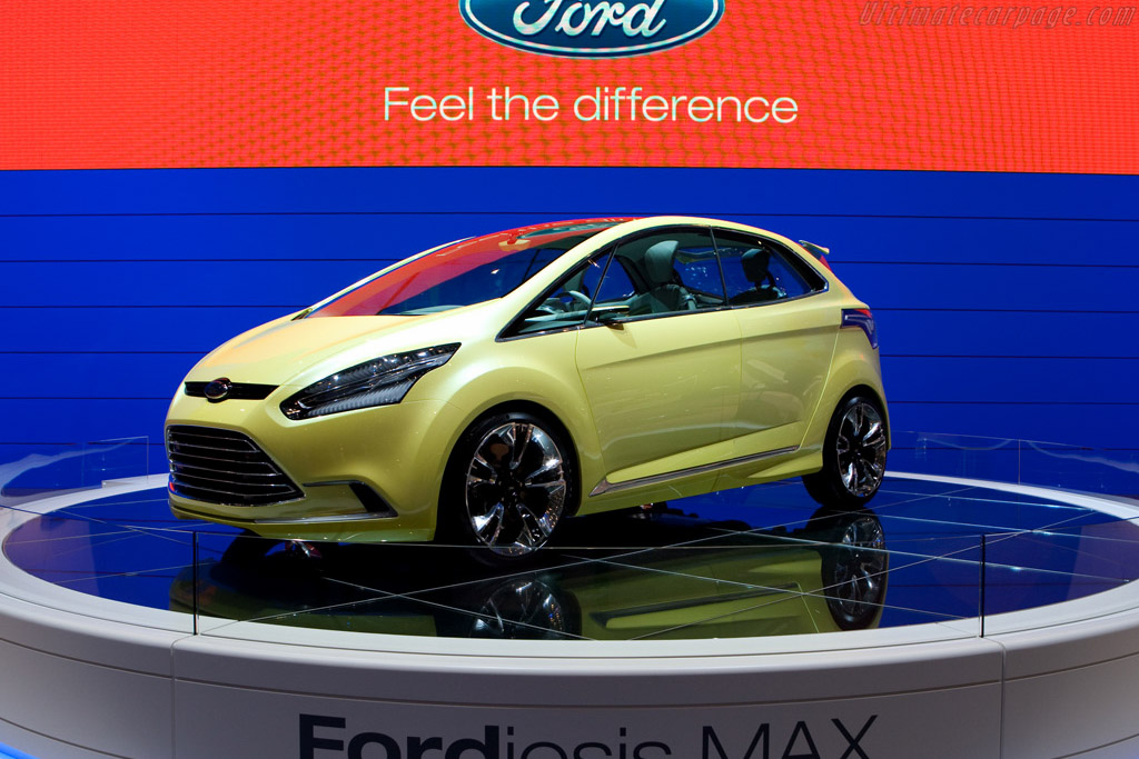 Ford iosis Max Concept    - 2009 Geneva International Motor Show