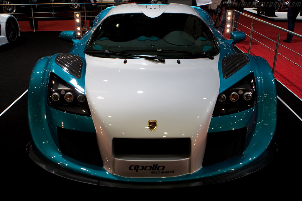 Gumpert Apollo Speed    - 2009 Geneva International Motor Show