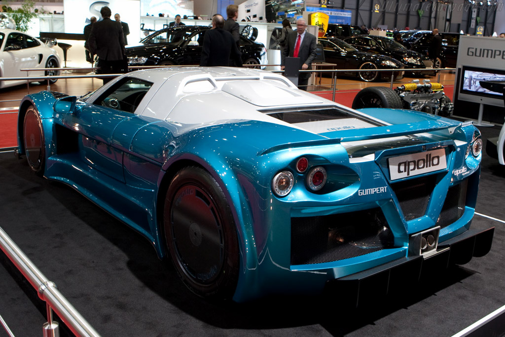 Gumpert Apollo Speed    - 2009 Geneva International Motor Show