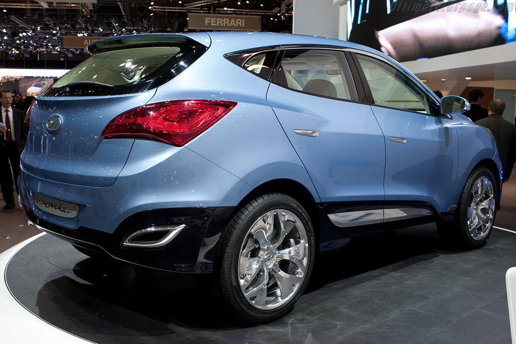 Hyundai ix-onic Concept    - 2009 Geneva International Motor Show