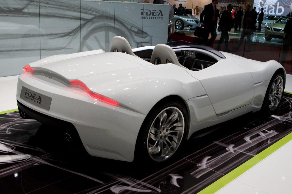 I.DE.A ERA Roadster    - 2009 Geneva International Motor Show