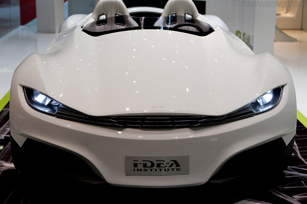 I.DE.A ERA Roadster    - 2009 Geneva International Motor Show