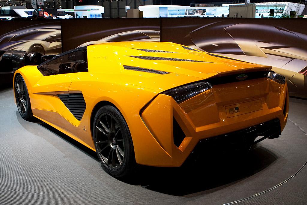 Italdesign Namir Concept    - 2009 Geneva International Motor Show