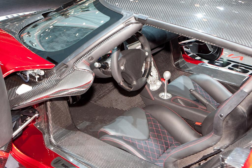Koenigsegg CCX    - 2009 Geneva International Motor Show
