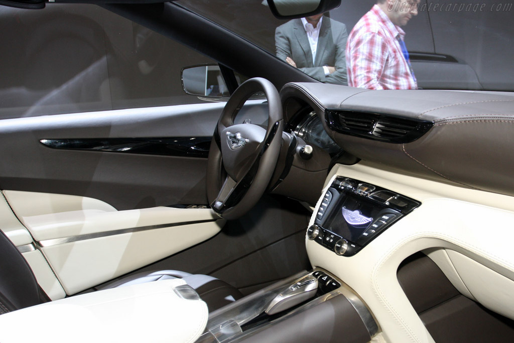Lagonda V12 Concept    - 2009 Geneva International Motor Show