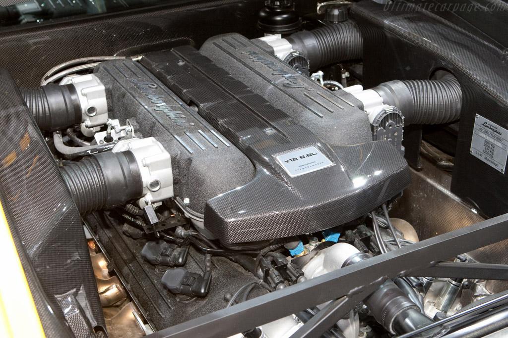 Lamborghini Murcielago LP670-4 SV    - 2009 Geneva International Motor Show