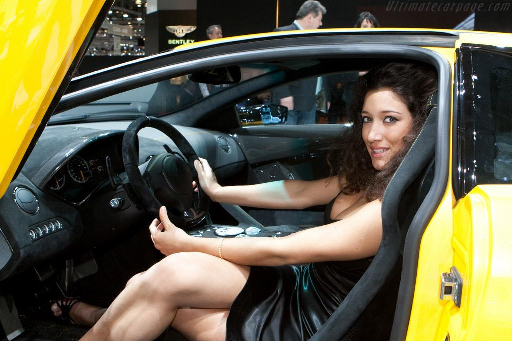 Lamborghini Murcielago Lp670 4 Sv 2009 Geneva