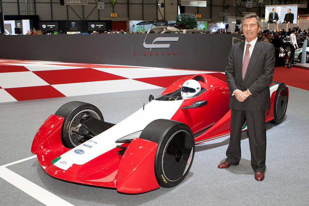 Leonardo Fioravanti    - 2009 Geneva International Motor Show
