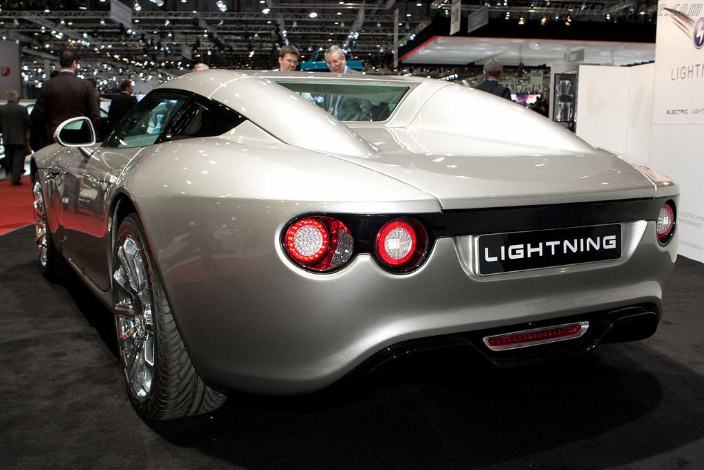 Lightning GTS    - 2009 Geneva International Motor Show