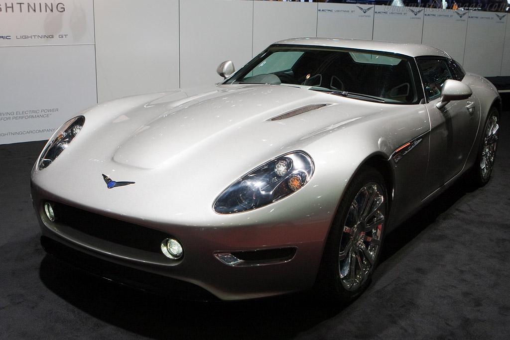 Lightning GTS    - 2009 Geneva International Motor Show