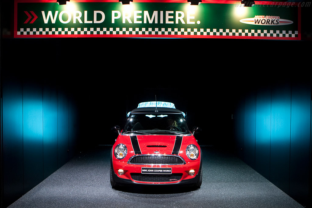 MINI Cooper S JCW Cabriolet    - 2009 Geneva International Motor Show