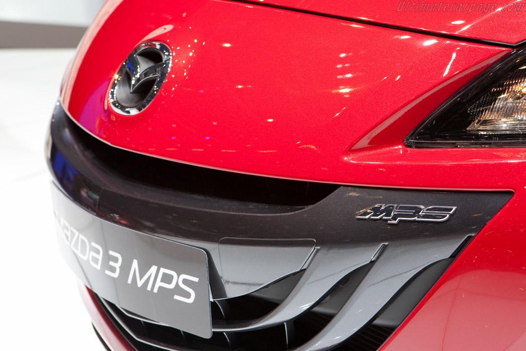 Mazda 3 MPS    - 2009 Geneva International Motor Show