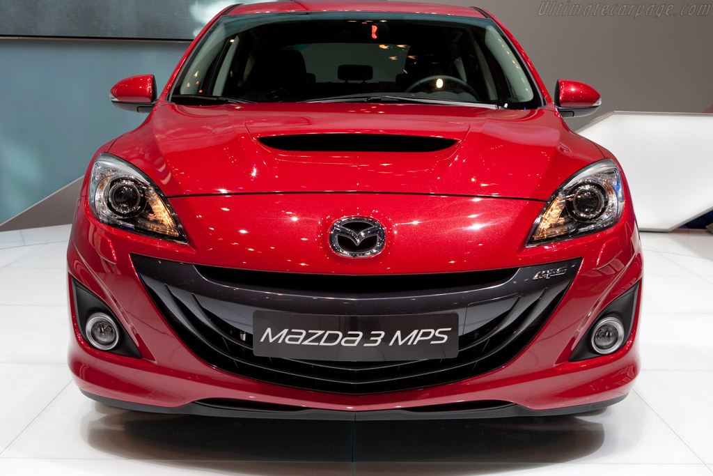 Mazda 3 MPS    - 2009 Geneva International Motor Show